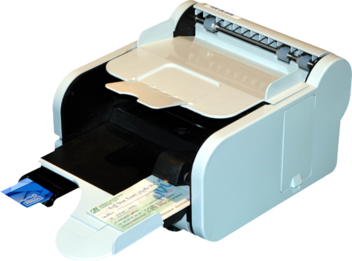 Check & A/4 Scanner Reader / Microrei Scanners / Product